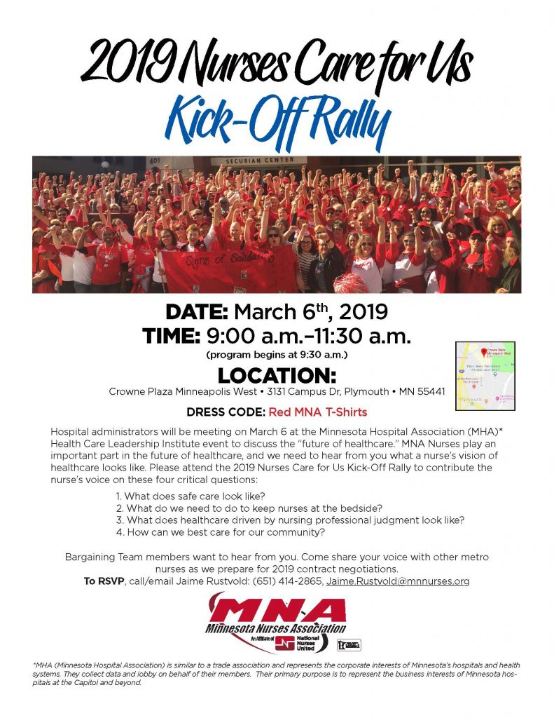 Kick-Off Rally